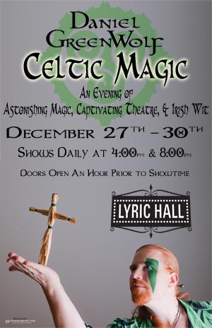 Daniel GreenWolf Presents Celtic Magic