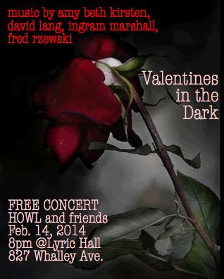 Valentines In The Dark