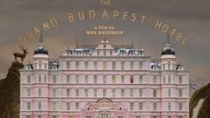Lyric Hall Cinema Presents The Grand Budapest Hotel