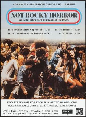 Not Rocky Horror: Hair (1979)