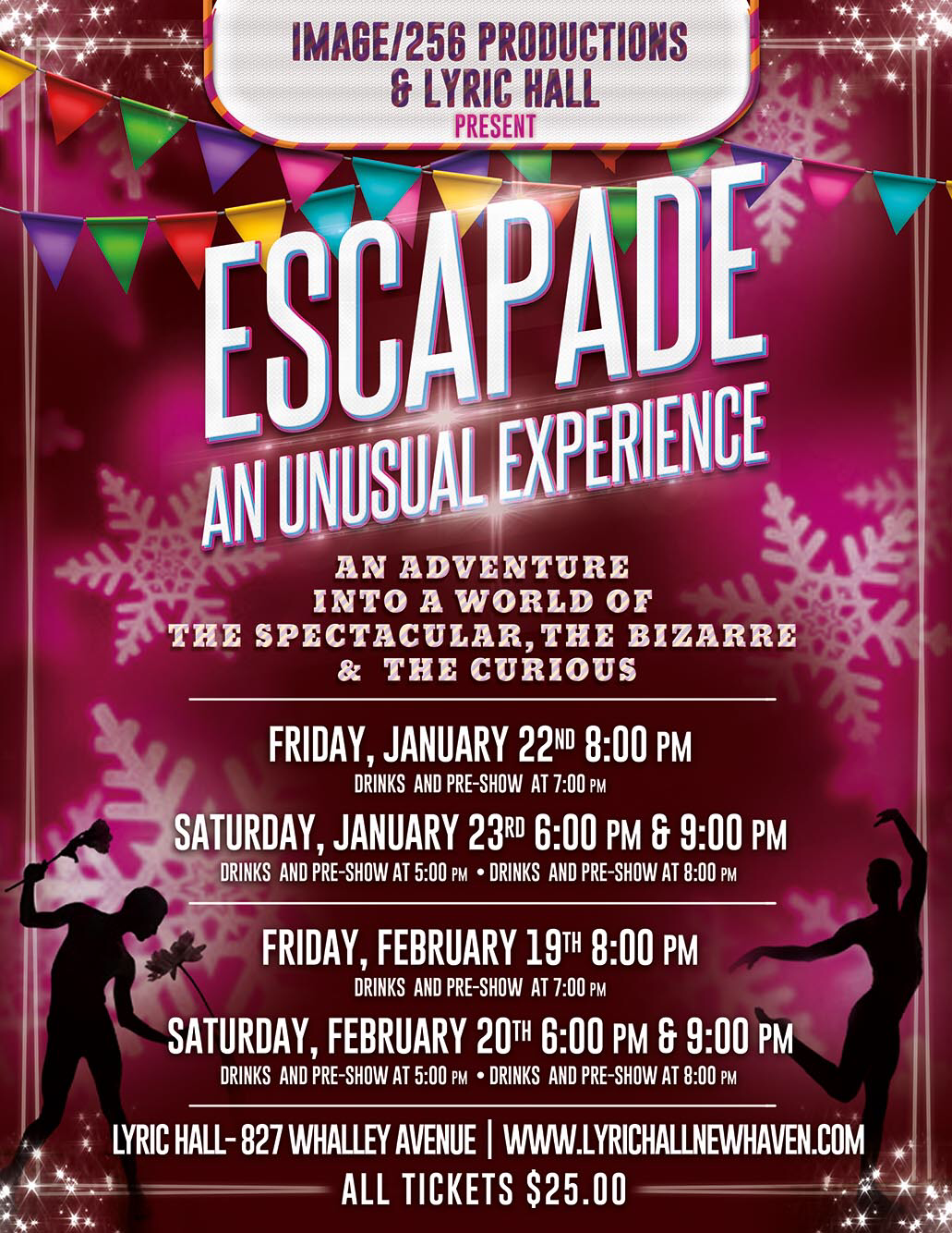 Escapade: An Unusual Experience