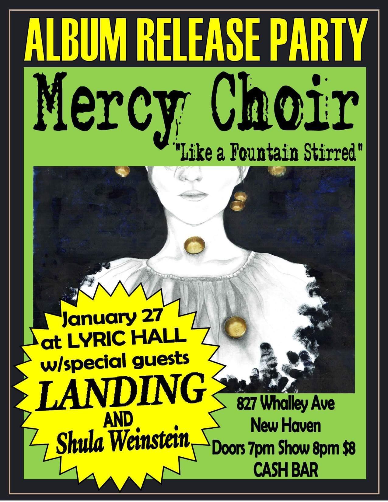 Mercy Choir Album Release Party