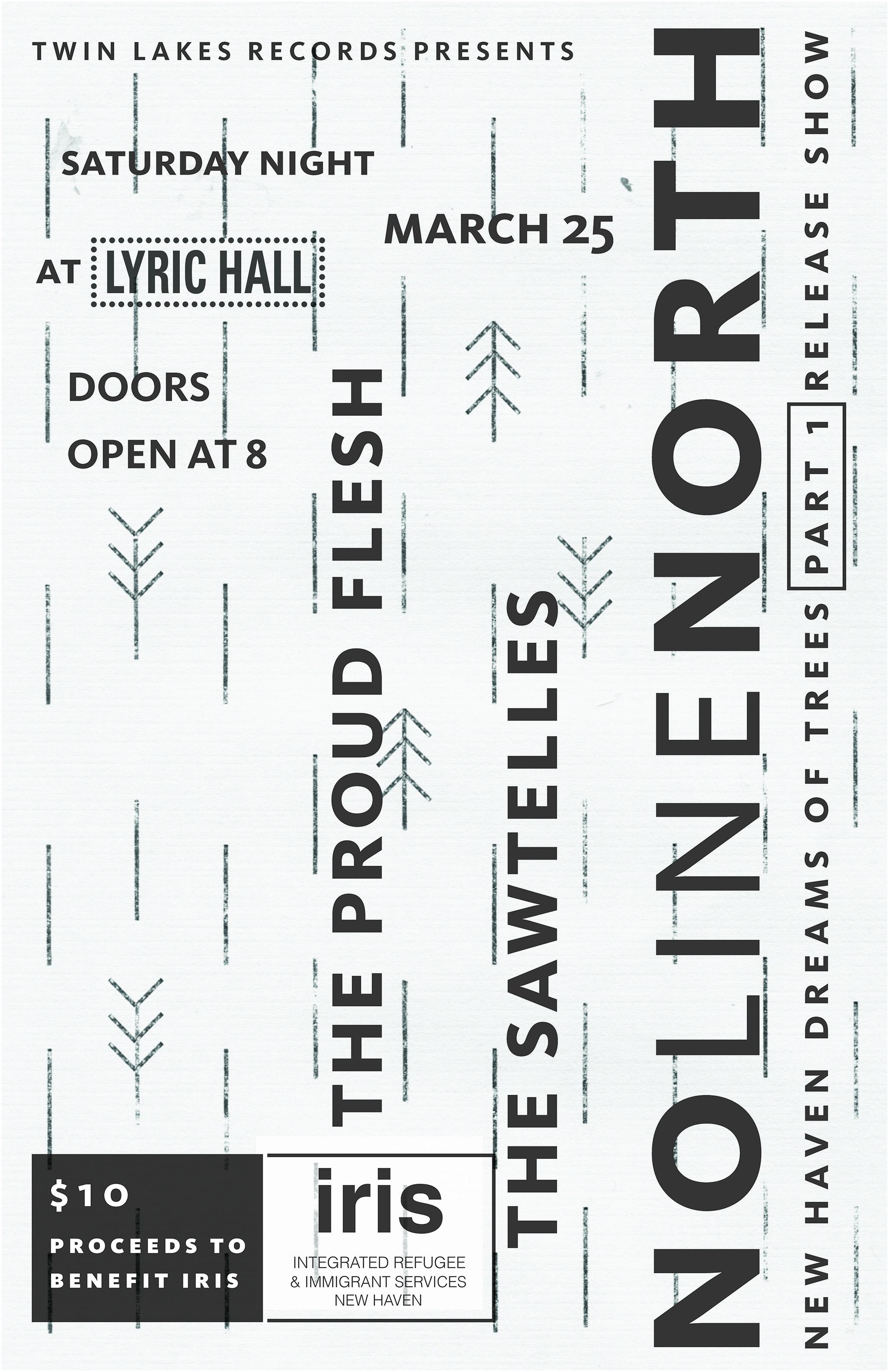 No Line North Record Release