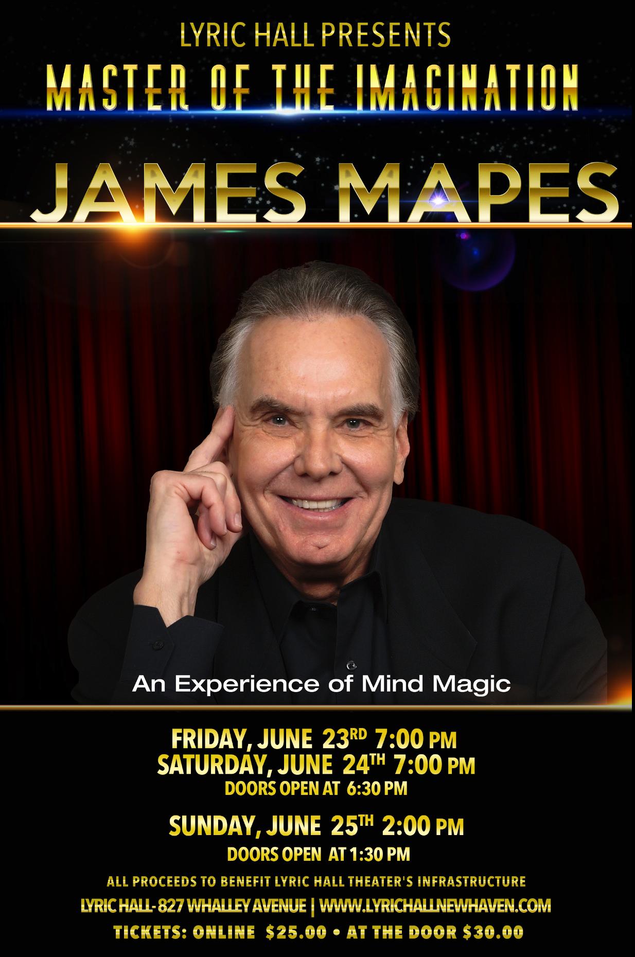James Mapes Master of Imagination