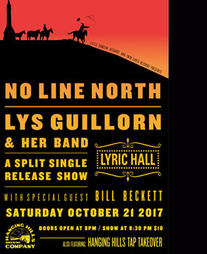 No Line North and Lys Guillorn & Her Band