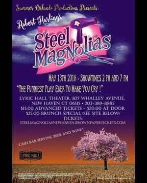 Summer Orlando 'Steel Magnolias'