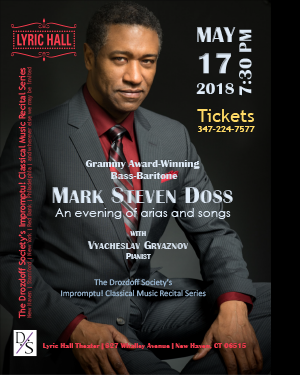 Drozdoff Society presents Mark Steven Doss