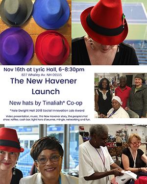 The New Havener Launch