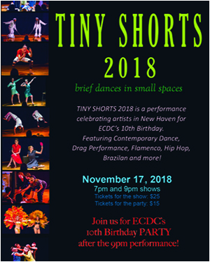 ECDC: Tiny Shorts