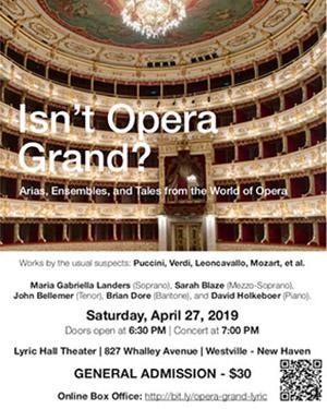 Isn't Opera Grand?