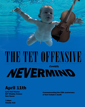 The Tet Offensive Covers Nevermind