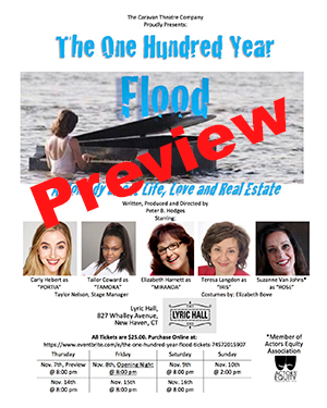 PREVIEW!   ...The One Hundred Year Flood