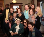 Celeste Holm's Birthday Bash