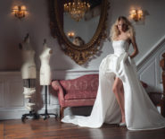 Modern Trousseau Photo Shoot at Lyric Hall
